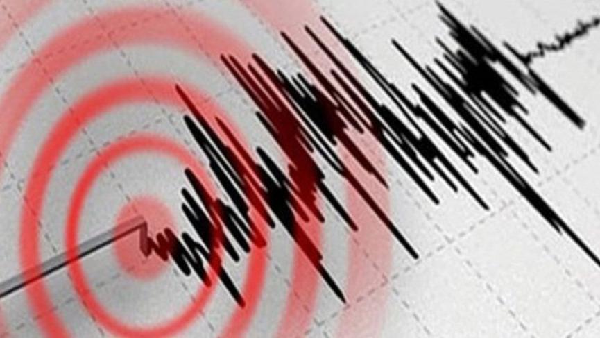 Mersin'in Mut ilçesinde deprem meydana geldi
