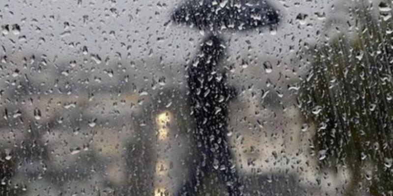 Meteoroloji'den 4 il için kuvvetli yağış uyarısı