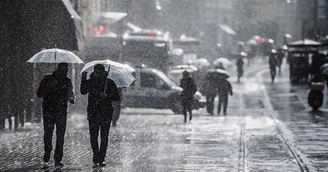 Meteoroloji'den birçok kente sağanak ve kar uyarısı