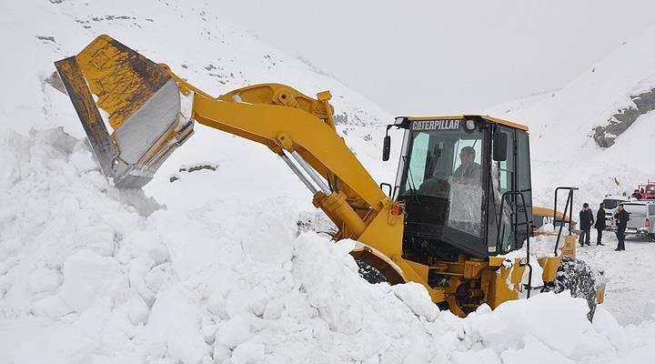 Meteoroloji'den 'buzlanma ve çığ' uyarısı
