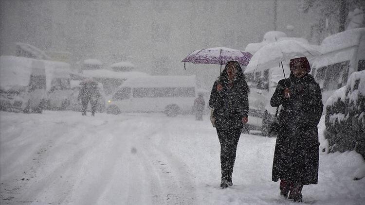 Meteoroloji'den çok sayıda il için uyarı