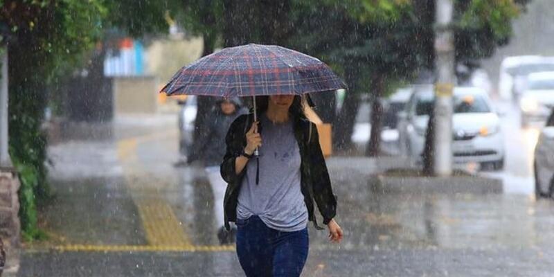 Meteoroloji'den Doğu Karadeniz'de kuvvetli yağış uyarısı