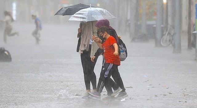 Meteoroloji'den Doğu Karadeniz'e sel uyarısı