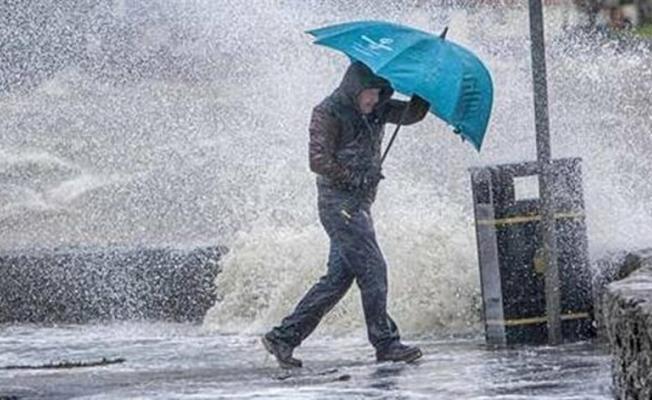 Meteoroloji'den İstanbul için bölge bölge uyarı