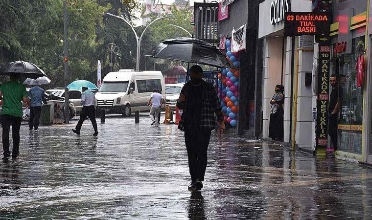 Meteoroloji'den Karadeniz için sel uyarısı