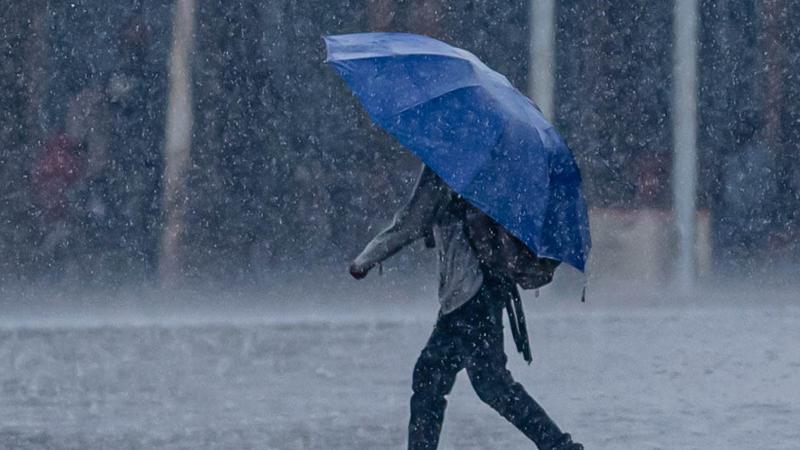 Meteoroloji'den o bölgelere rüzgar ve fırtına uyarısı
