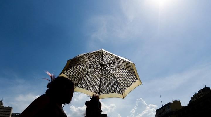 Meteoroloji'den sıcak hava uyarısı: Beş gün sürecek