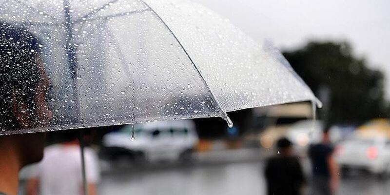 Meteoroloji'den yağış ve kuvvetli rüzgar uyarısı
