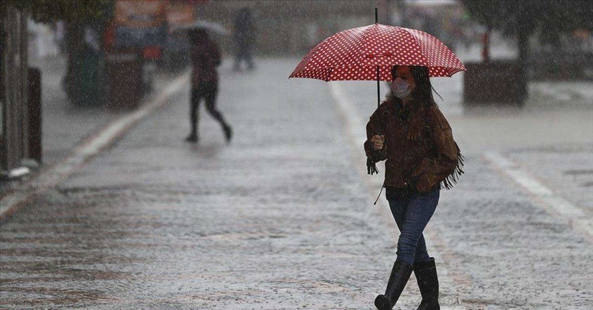Meteoroloji uyardı: 4 ilde sel alarmı