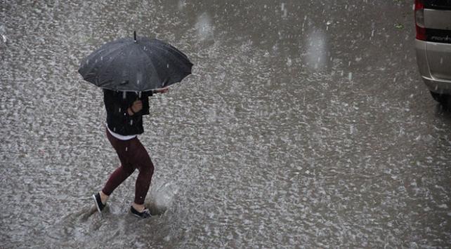 Meteoroloji uyardı: Kuvvetli yağış geliyor