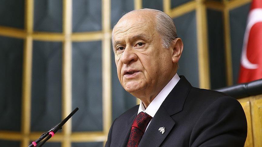 MHP lideri Bahçeli'den Boğaziçi Üniversitesi açıklaması