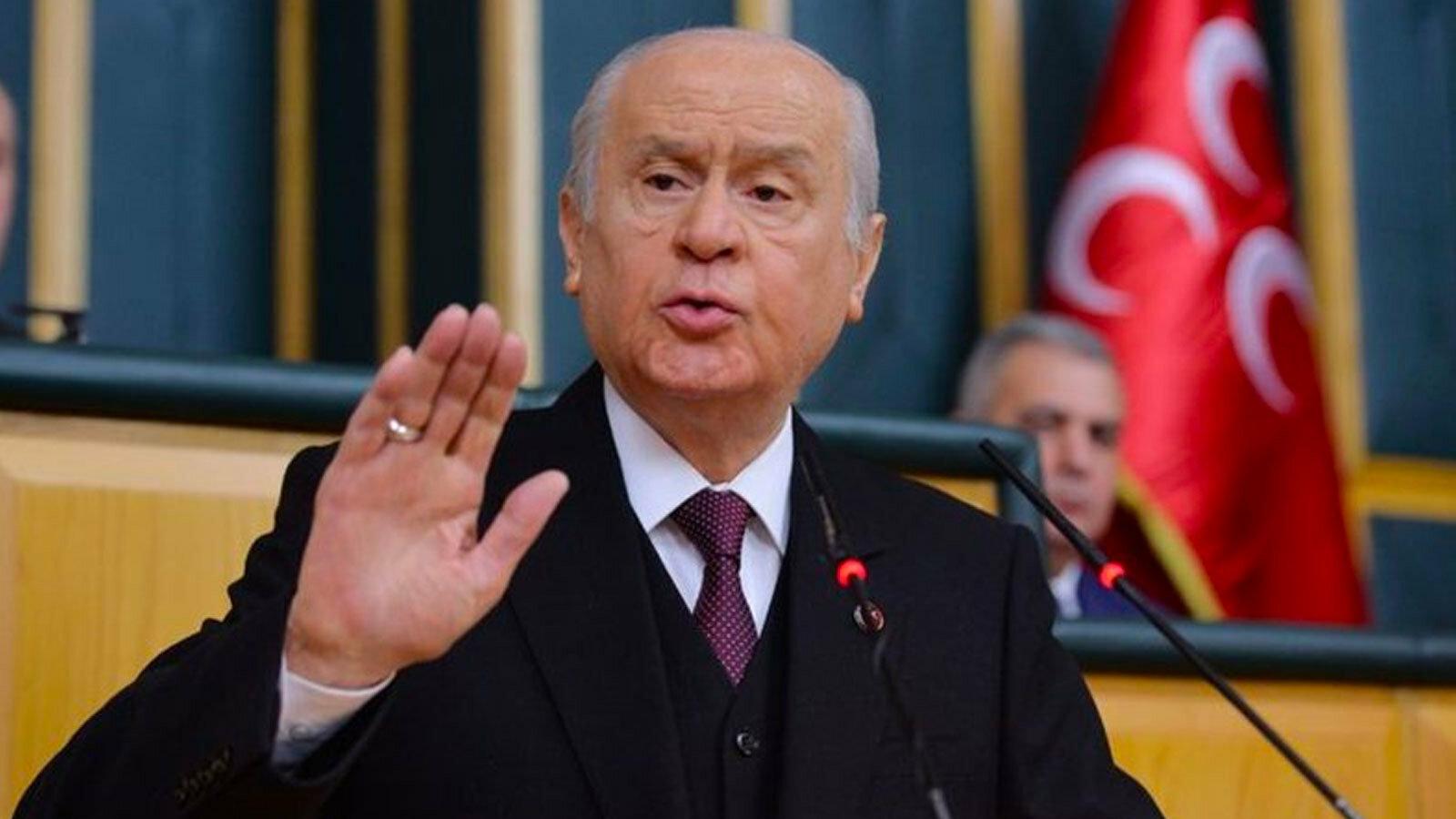 MHP Lideri Mümtazer Türköne konusunda geri adım attı