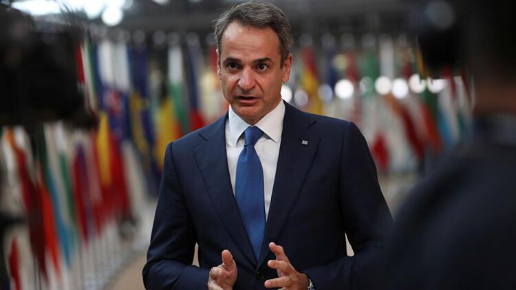 Miçotakis: Göç akınlarının kısıtlanması Türkiye ve Yunanistan'ın yararına