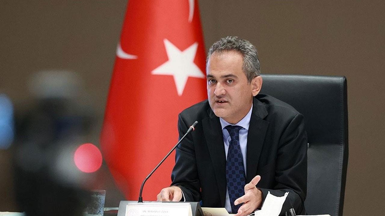 Milli Eğitim Bakanı okullardaki devamlılık oranını açıkladı