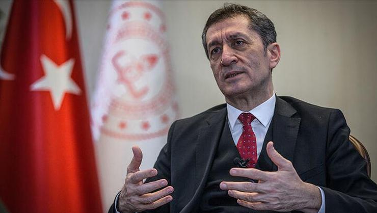 Milli Eğitim Bakanı Ziya Selçuk açıkladı: Yüz yüze sınavlar ertelendi