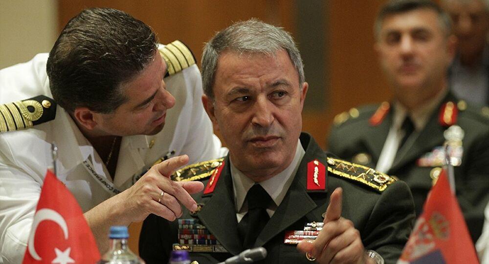 Milli Savunma Bakanı Akar'dan Hafter'in tehdit açıklamasına sert yanıt