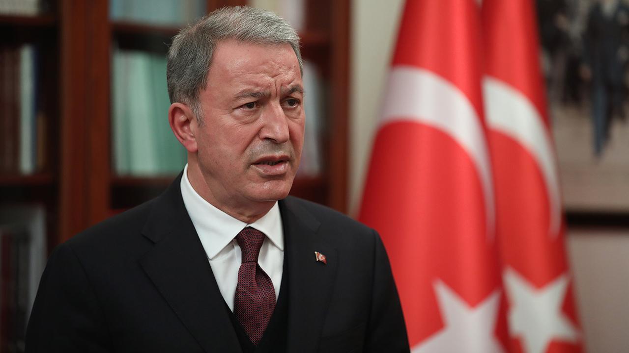 Milli Savunma Bakanı Akar: Temennimiz Ermenistan'ın ateşkese uyması