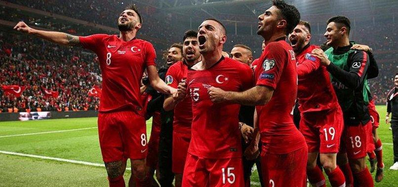 Milli Takımı EURO 2020 kadrosu belli oldu