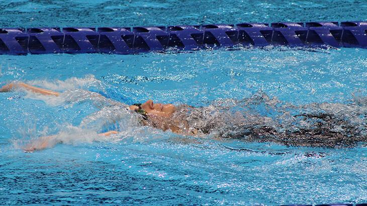 Milli yüzücü Elif İldem 21 yıllık paralimpik rekorunu kırdı