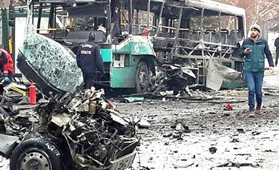 MİT: Kayseri saldırısının faili Ferhat Tekiner yakalandı