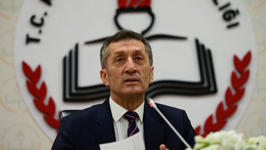 Mlli Eğitim Bakanı: İlkokul ve ortaokullarda yüzde 80'in üzerinde bir katılım var