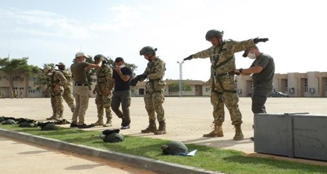 MSB: 120 Libyalı askere eğitim verilmeye başlandı