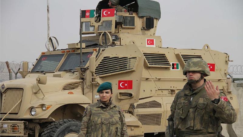 MSB: Askerlerimizin Afganistan'dan tahliyesine başlandı
