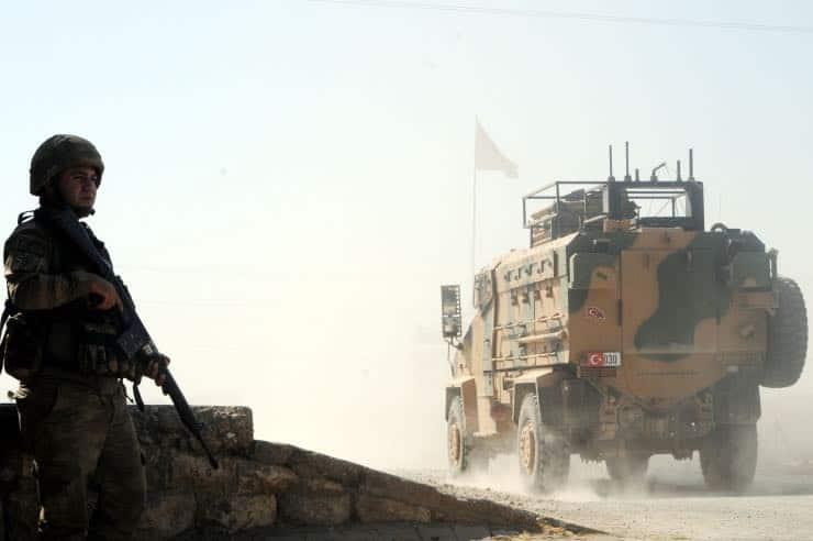 MSB: Haftanin'de 9 PKK'lı terörist etkisiz hale getirildi