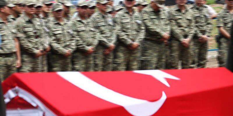 MSB: Hatay'da 1 asker şehit oldu
