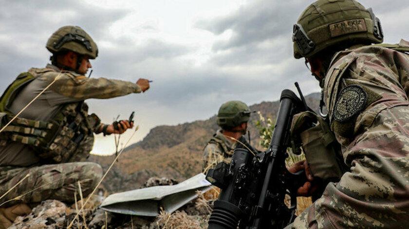 MSB: Pençe Kaplan Operasyonu'nda 3 terörist etkisiz hale getirildi