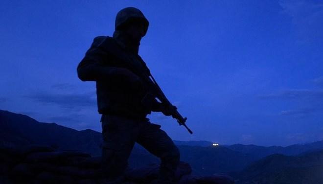 MSB: Pençe-Yıldırım harekat bölgesinde bir asker şehit oldu, iki asker yaralandı