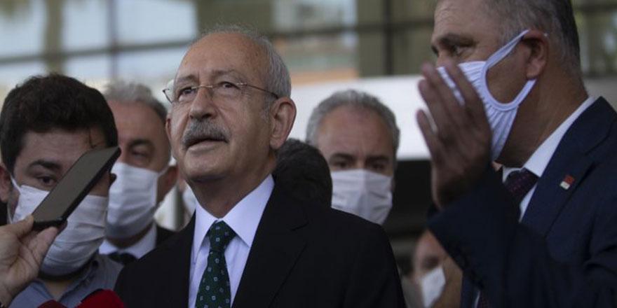 Muhittin Böcek'i ziyaret eden Kılıçdaroğlu'ndan hastane çıkışı açıklama