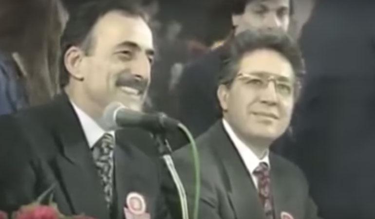 Murat Karayalçın'dan Livaneli'ye tepki: Bir parti solum diyorsa soldadır