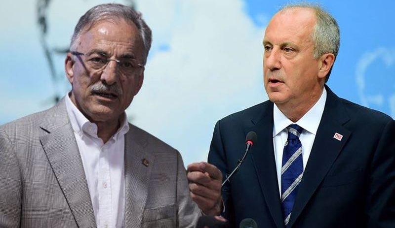 Murat Karayalçın'dan Muharrem İnce'ye: Masayı devirme