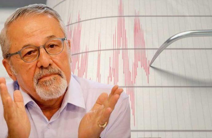 Naci Görür'den 7,2'lik büyük İstanbul depremi uyarısı