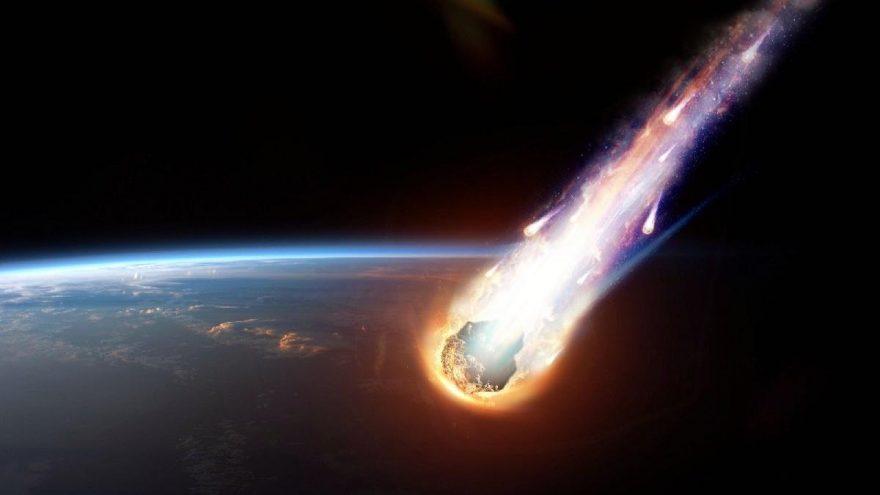 NASA'dan göktaşı açıklaması: Dünyaya yaklaşıyor!