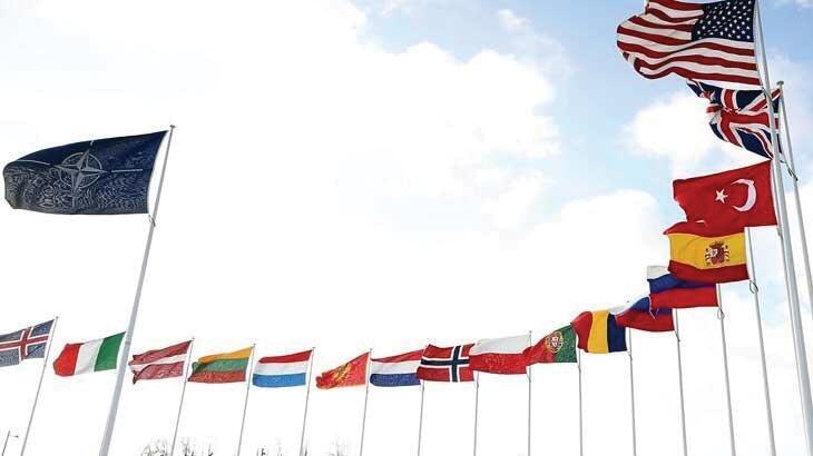NATO'daki Türk-Yunan askeri heyet toplantısı başladı!