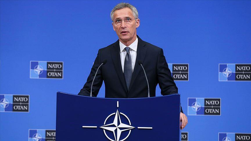 NATO Genel Sekreteri Stoltenberg: Doğu Akdeniz'de durumu endişe ile izliyorum