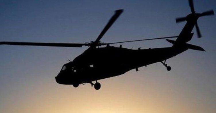 New York'ta askeri helikopter düştü: Üç kişi hayatını kaybetti