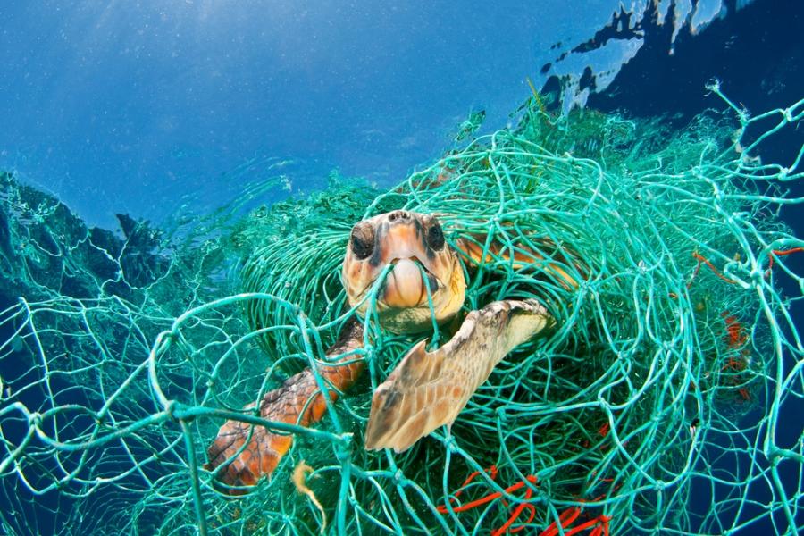 Okyanusta 21 milyon ton plastik atık