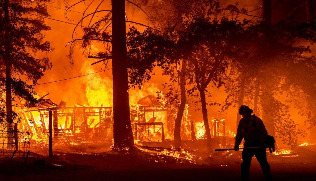 Orman yangınlarıyla mücadelede son durum: 5 ilde 13 noktada devam ediyor