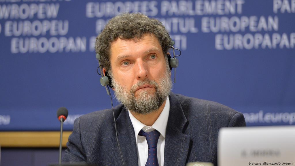 Osman Kavala'nın tutukluluğu devam edecek
