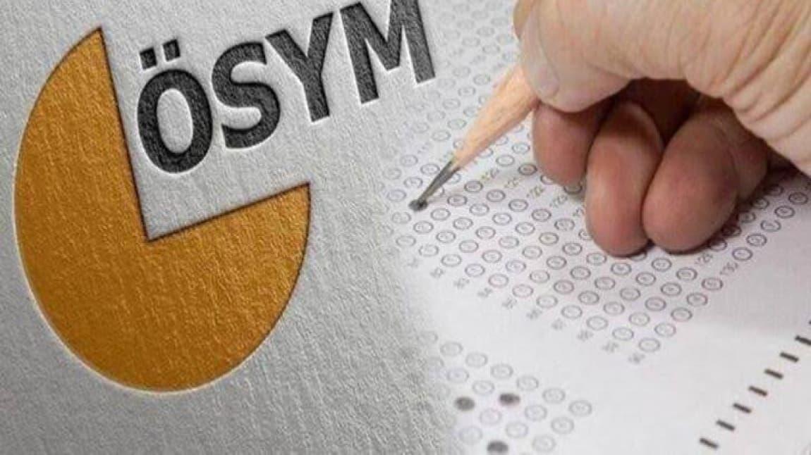 ÖSYM, 2021 sınav takvimini açıkladı