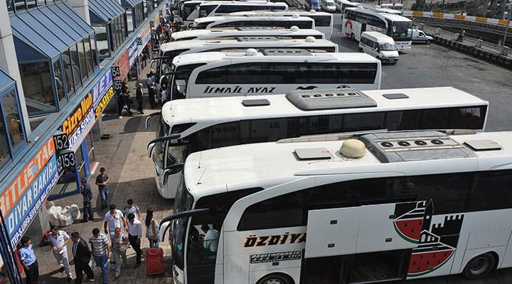 Bayram öncesi yeni düzenleme: Otobüs biletlerine tavan fiyat