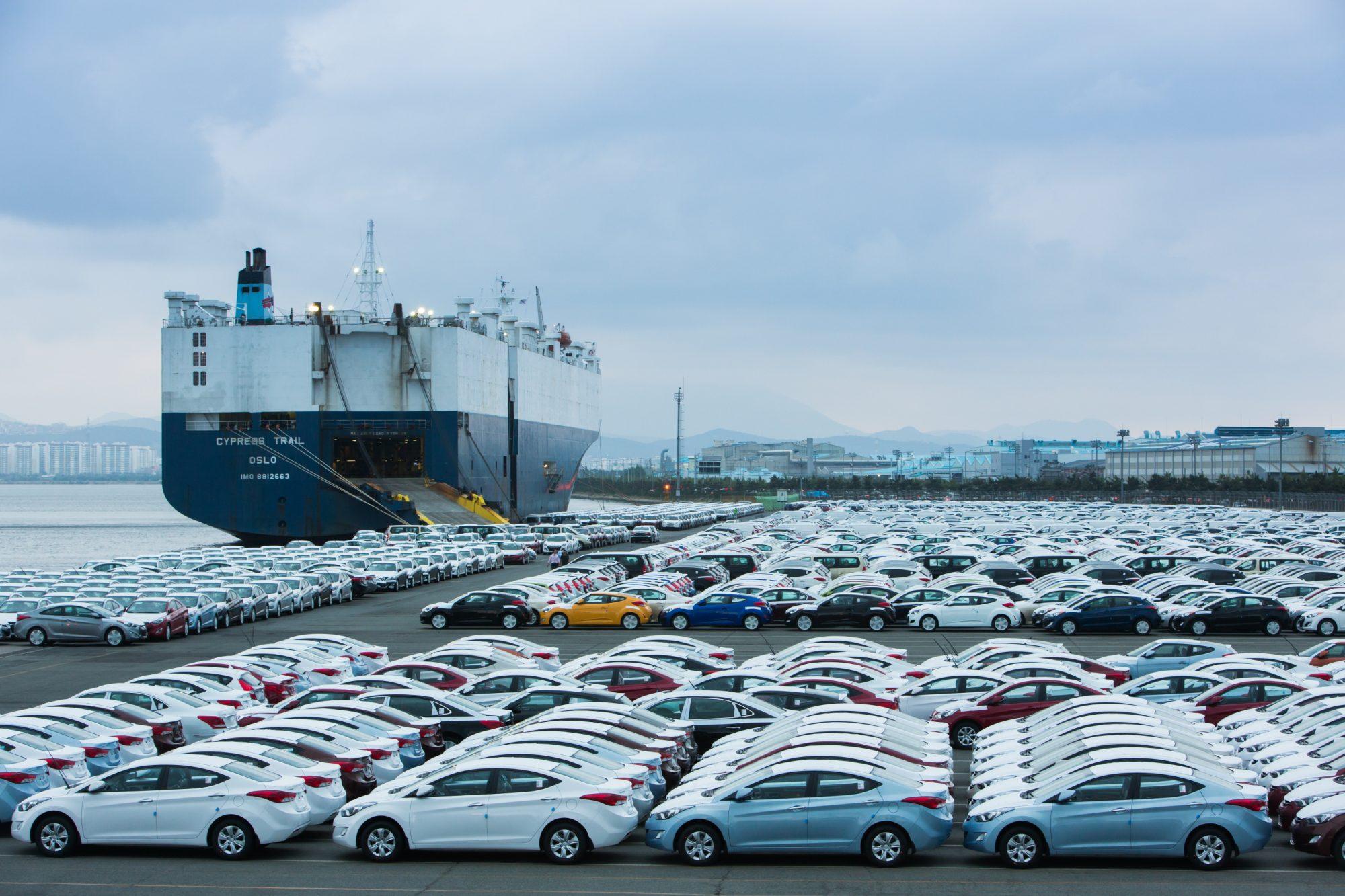 Otomotiv ihracatı Haziran'da 2 milyar Doları geçti