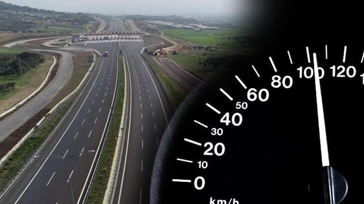 Otoyollarda hız limitleri artabilir