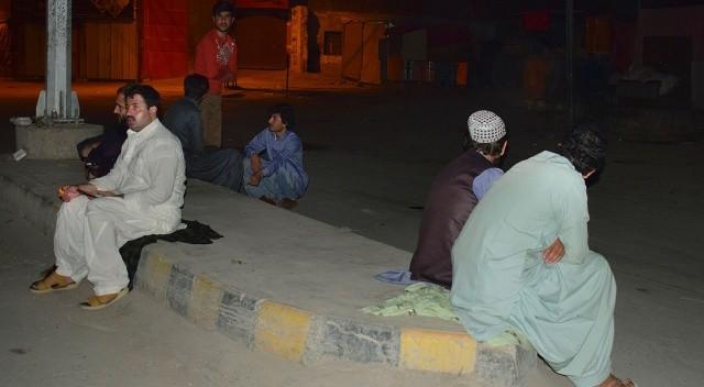 Pakistan'da deprem: En az 20 ölü, çok sayıda yaralı var