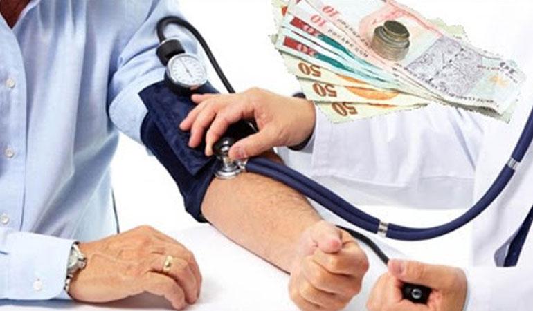 Pandemide sağlık harcamaları patladı