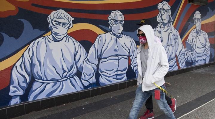 Pandemide umut veren gelişme: Son beş haftadır düşüşte