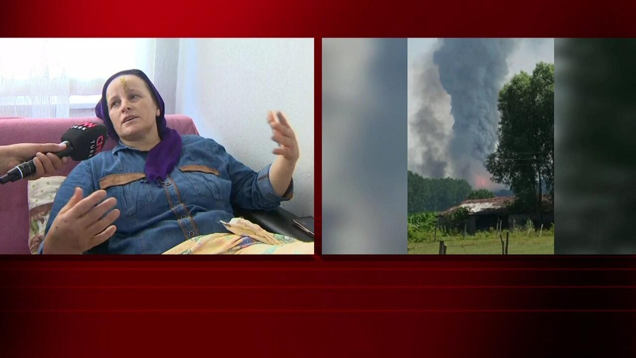 Patlamadan yaralı kurtulan işçi ihmalleri anlattı: Yasak olan şeyleri yaptılar!